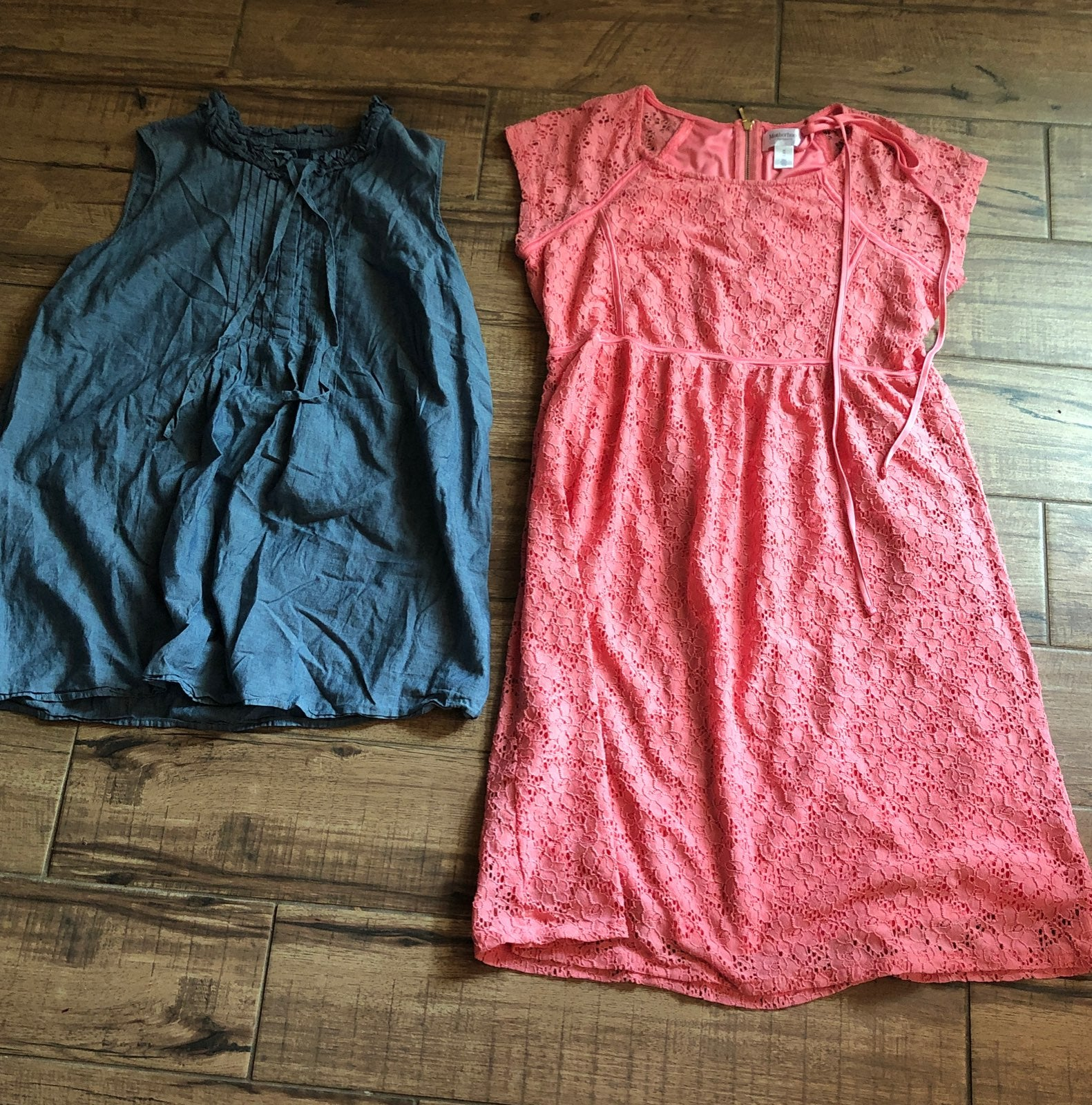 Large Maternity Lot- Tops and Dresses
