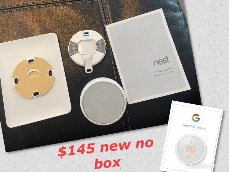 New no box nest Thermometer