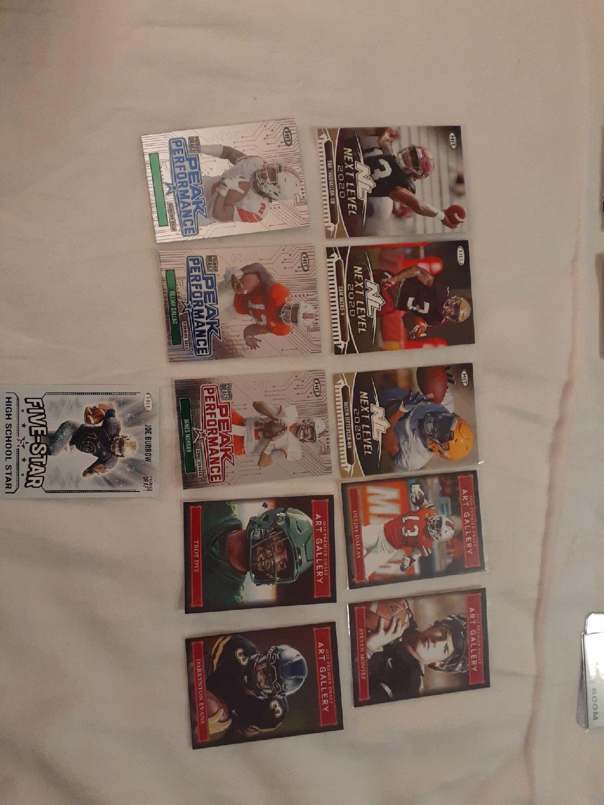 NFL rookie card lot!!!!