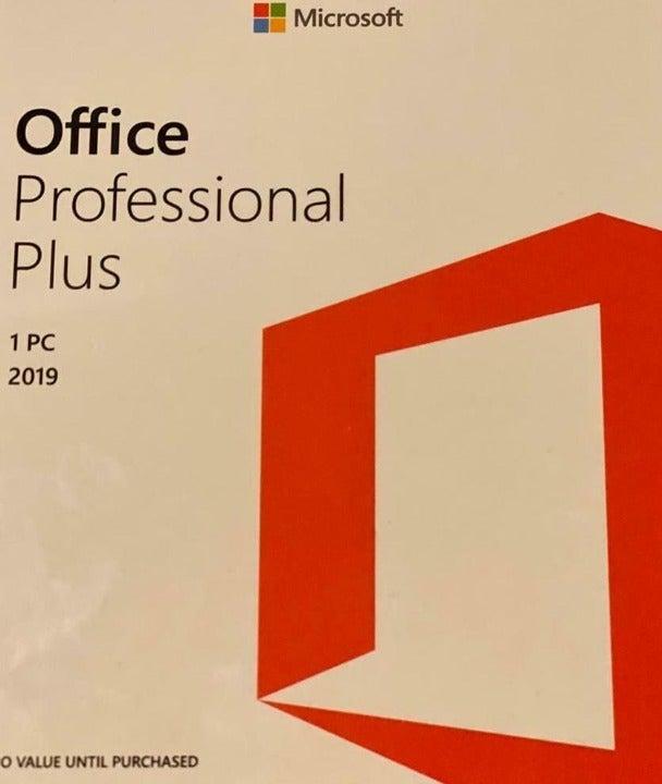 Office Professional 2019 Full Windows