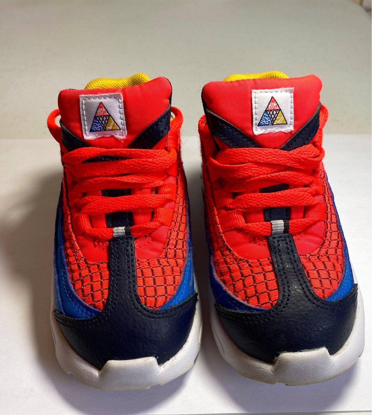 Nike Air Max 95 Shoes 8C Spiderman
