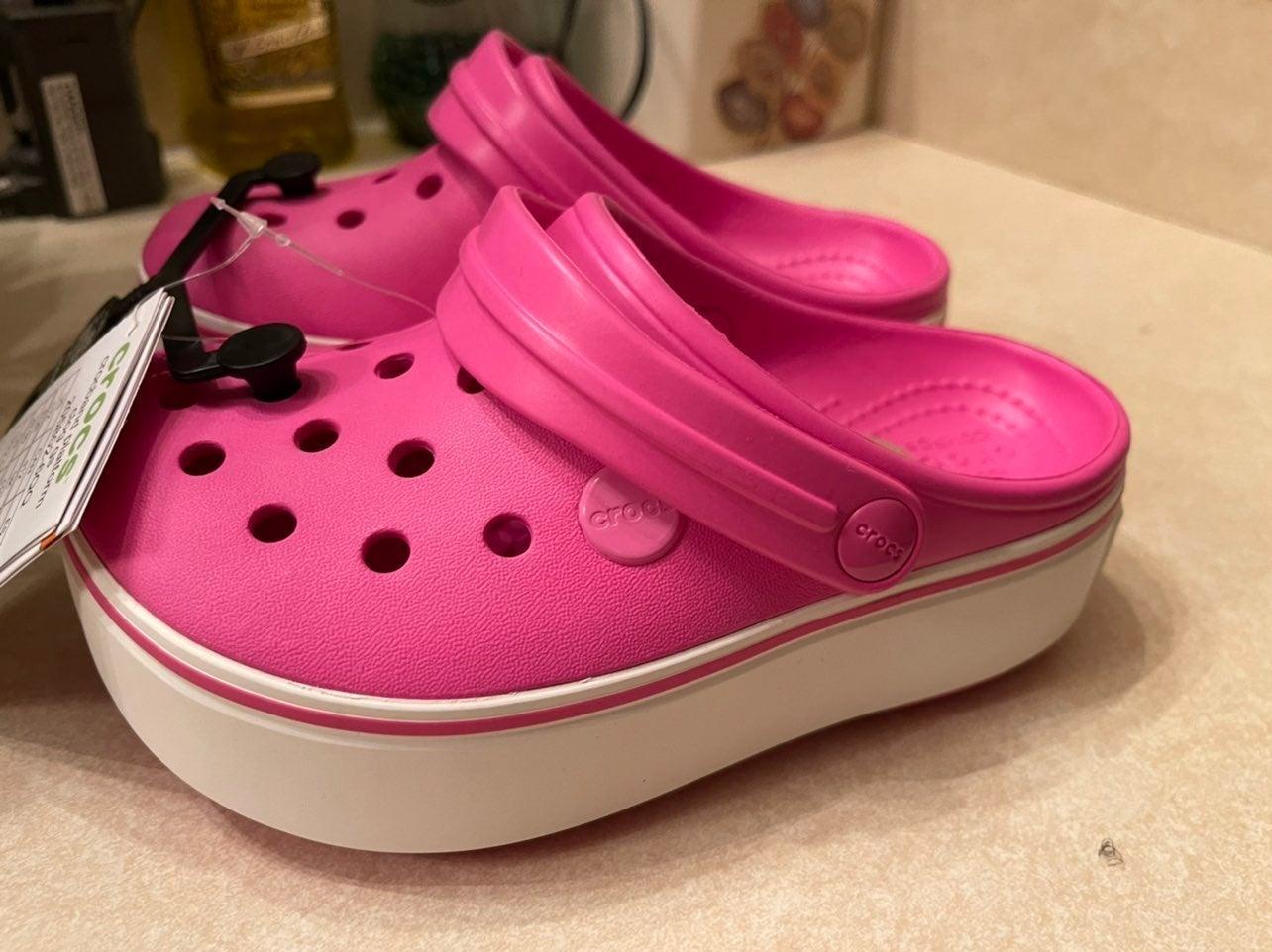Crocs size 12 kids