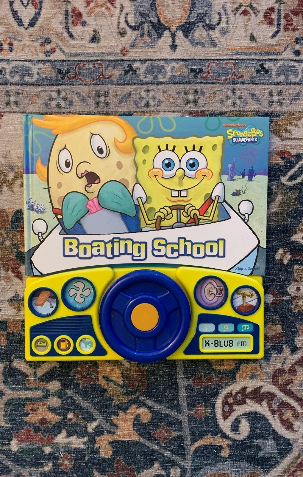 SpongeBob SquarePants Sound Book