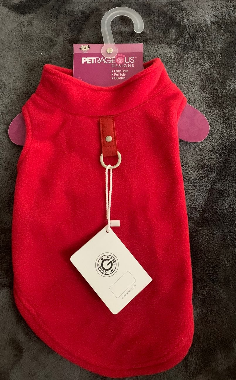 Goody fleece for dogs and cats