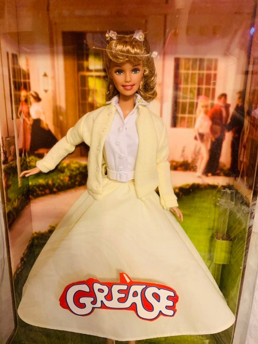 Sandy Grease Barbie Collector