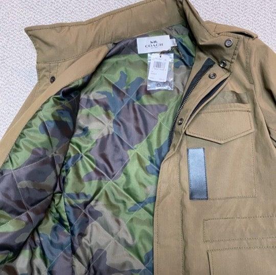Coach jacket NWT Size XS