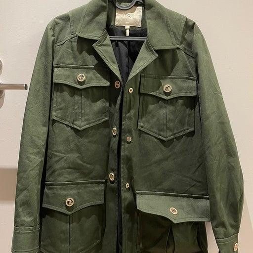 Maje Jacket Women T36 Original $525