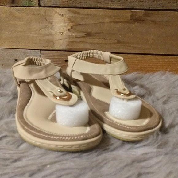 Comfy Sandals Bohemian beach thongsize 8