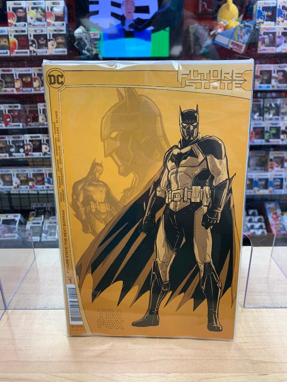 Future State The Next Batman #1 2ND