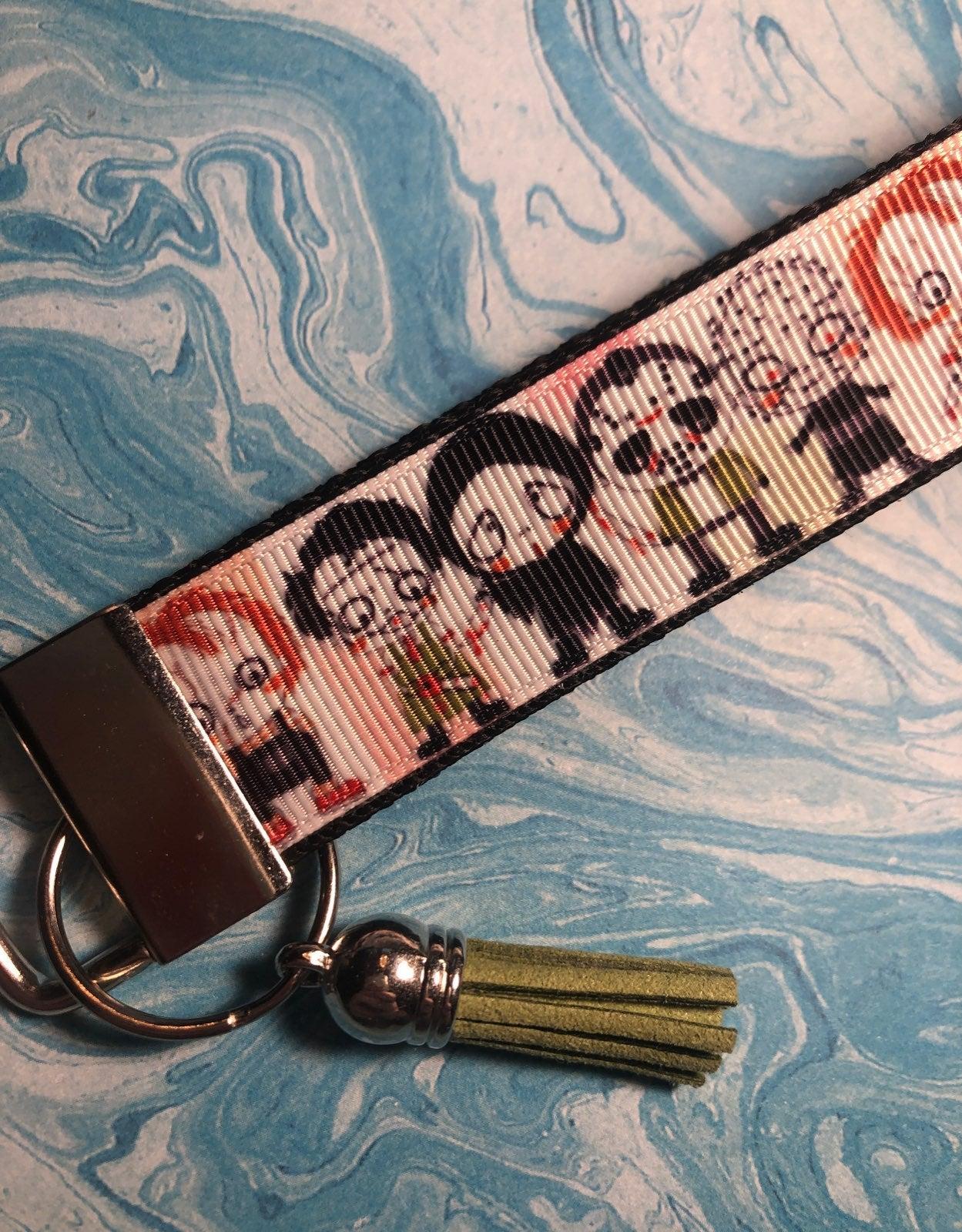 Chucky Jason Pinhead Key Ring Fob