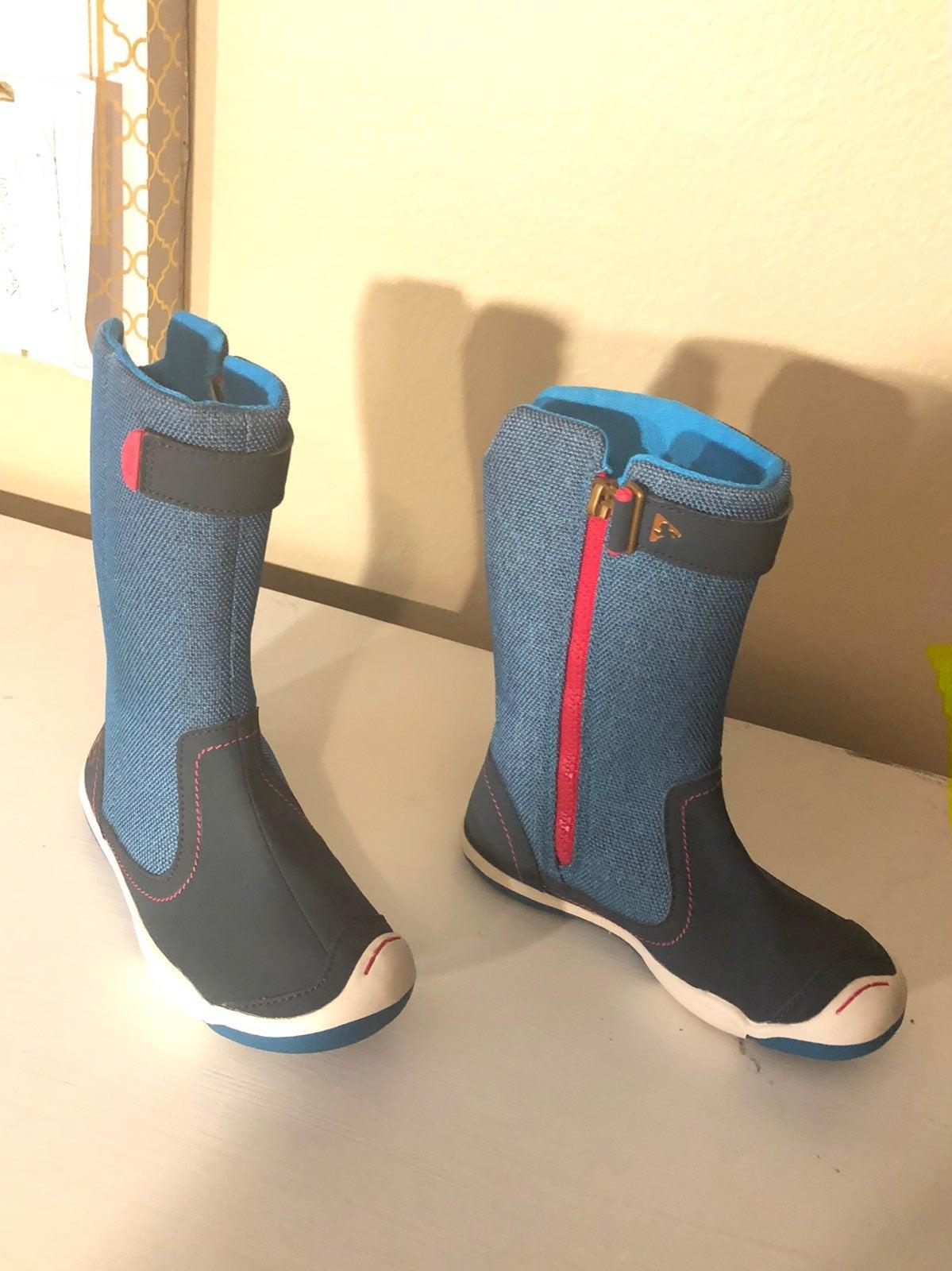 PLAE Waterproof Rain Winter Boots