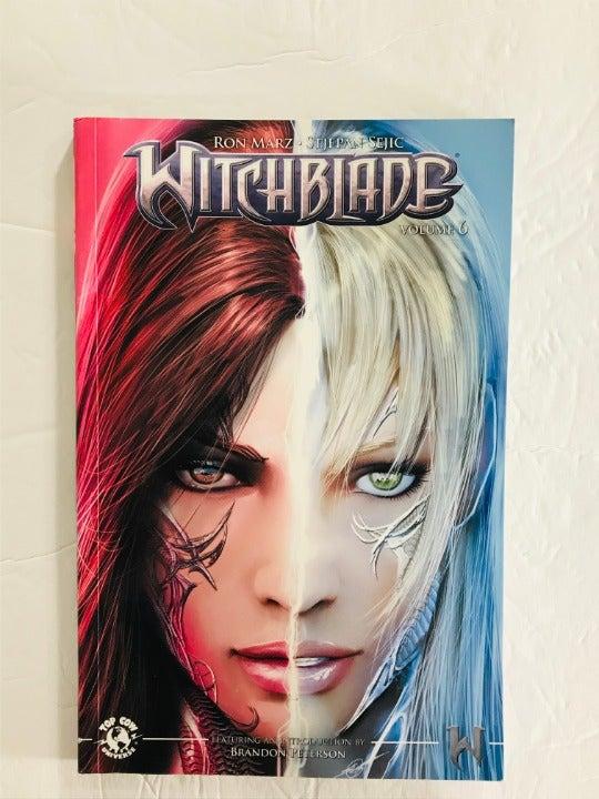Witchblade Vol. 6 Trade Paperback