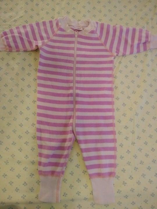 Hanna Andersson LS GIRLS Pajamas - 3-6 M