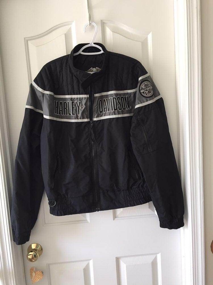 Genuine harley davidson jacket size LG