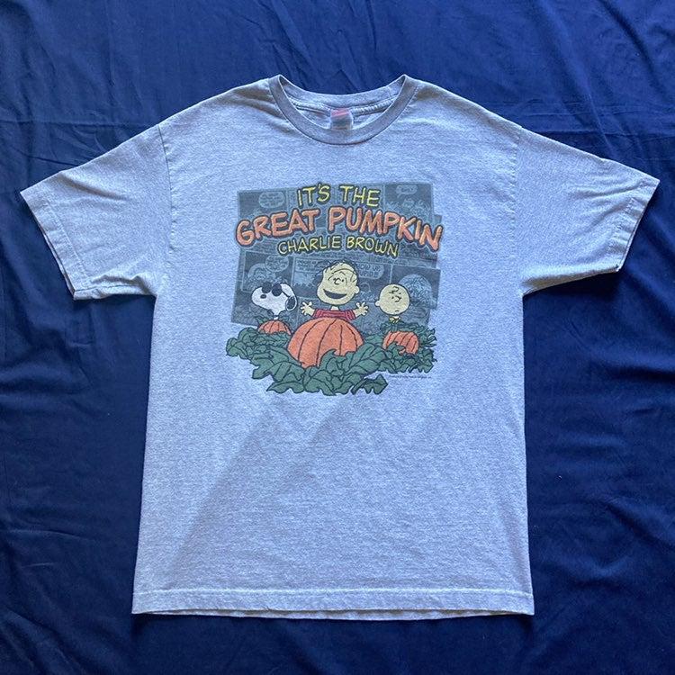 VTG/Y2K Peanuts Charlie Brown T Shirt