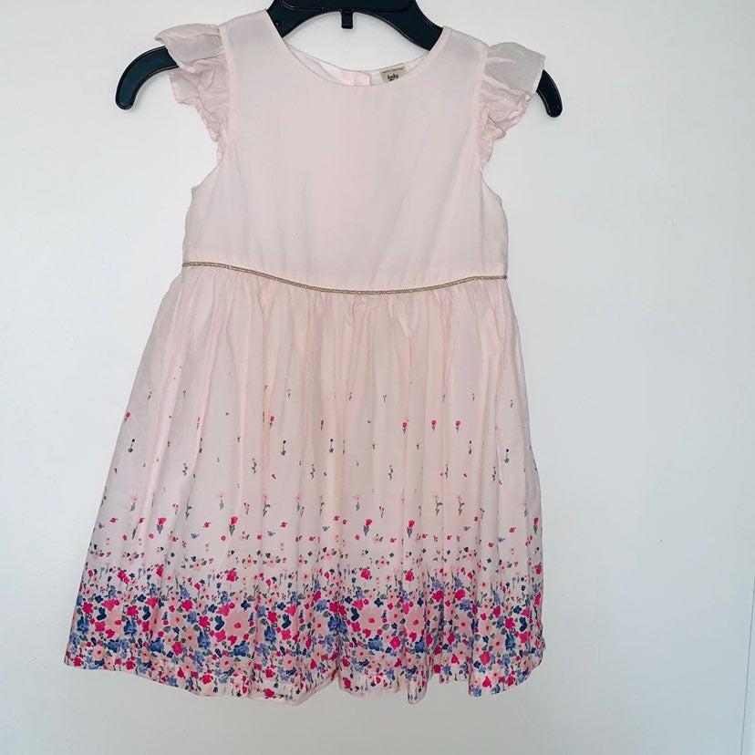 Baby B'gosh floral girl Dress size 4T