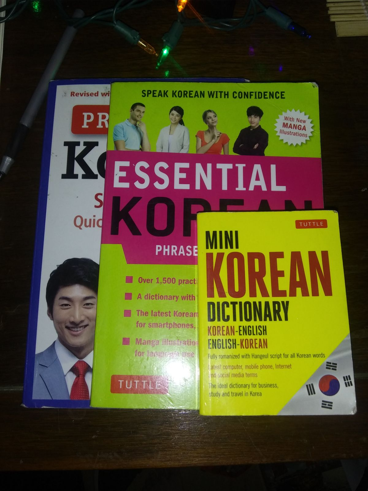 Essential and Practical Korean