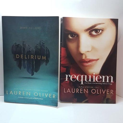 Delirium and Requiem by Lauren Oliver
