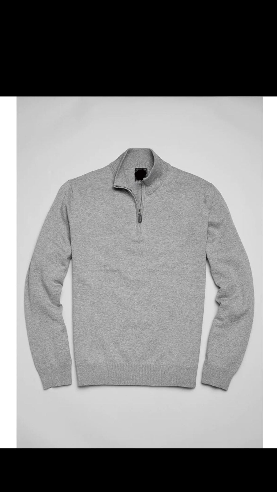 Mens GAP 1/4 zip