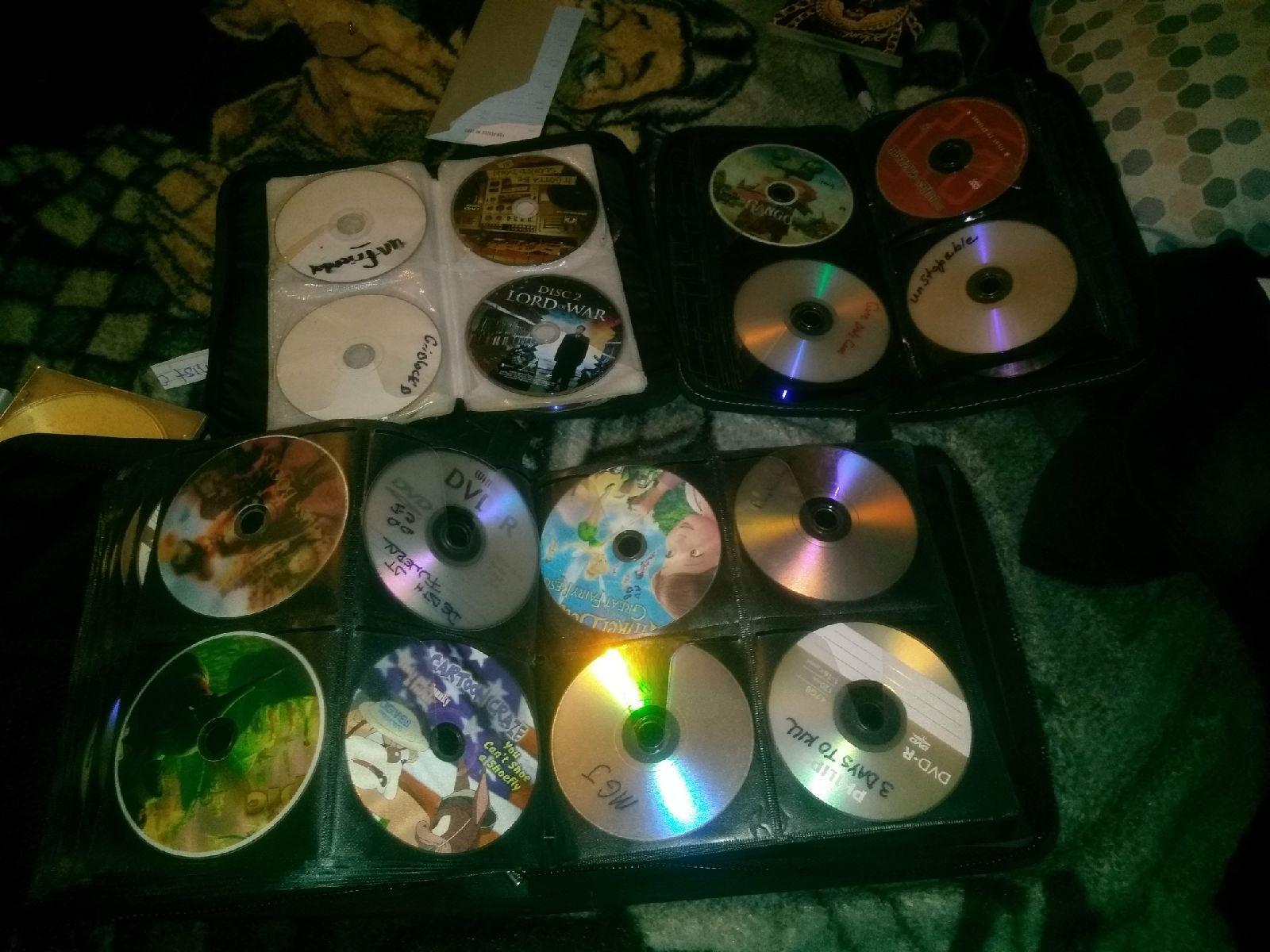**Bonus**DVD movie lot