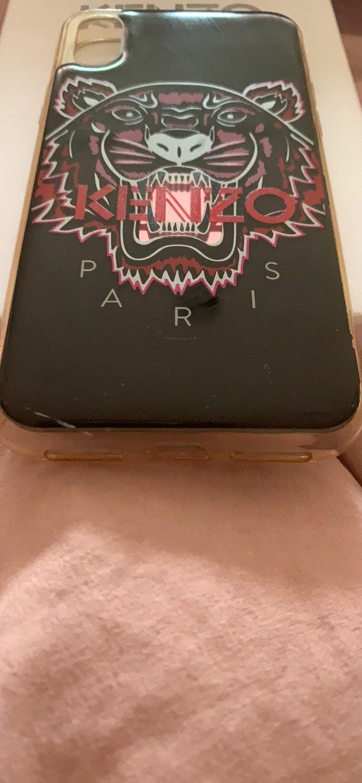 Slighty used kenzo iphone case