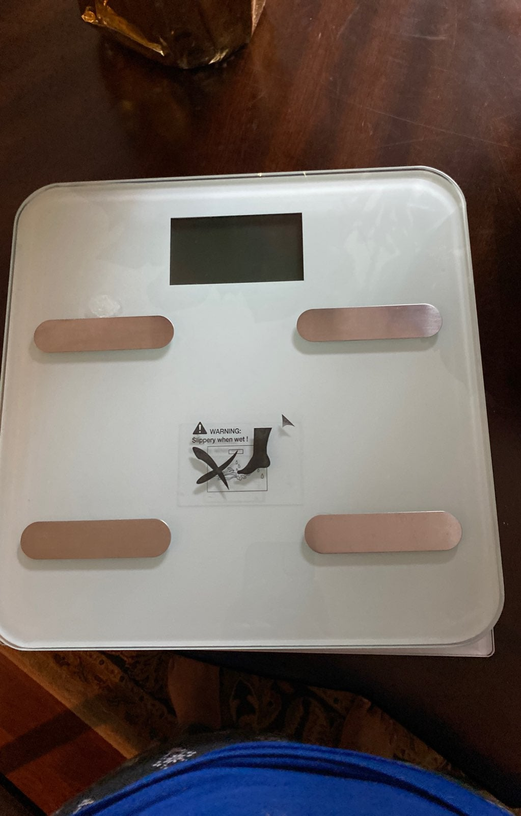 Coachcare weight scale