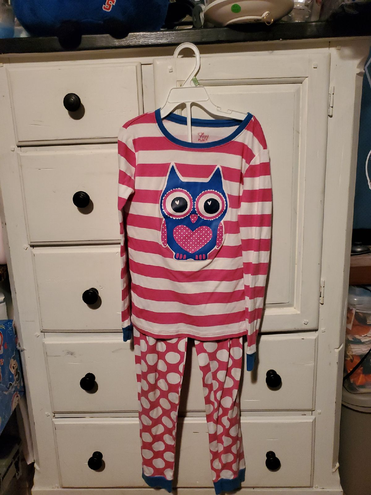 Children's Place pajamas 12