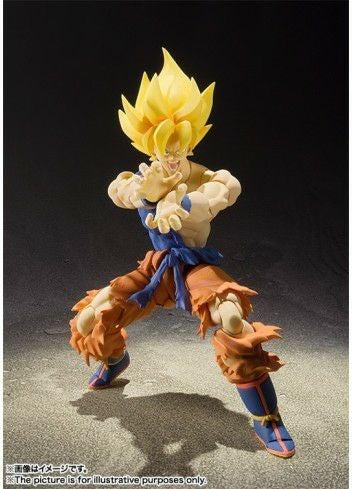 SH Figuarts Awakening Son Goku