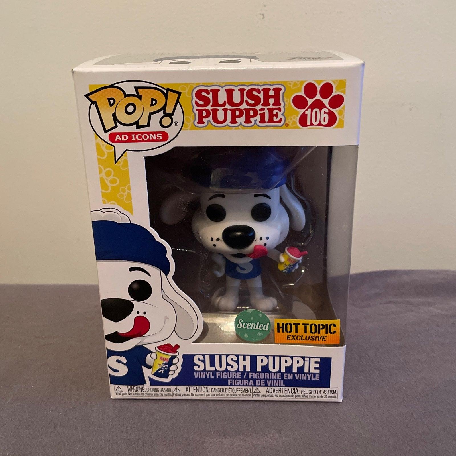 Slush Puppies Scented #106 Hot Topic Pop
