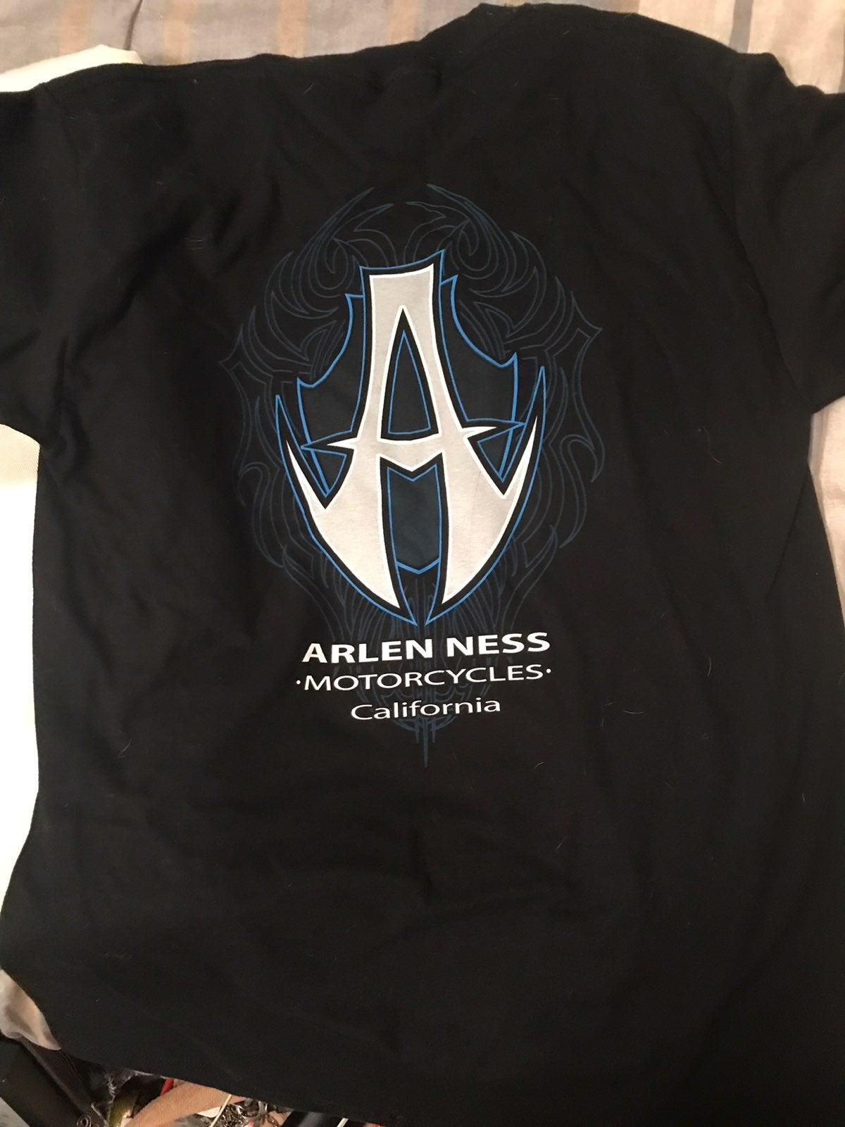 Arlen Ness Motorcycle Tee