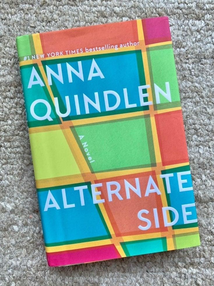 Alternate Side Book