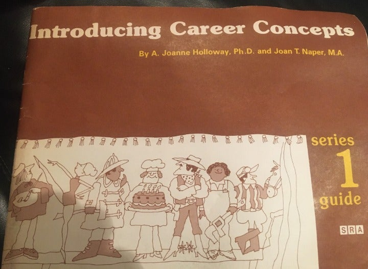 Introducing Career Concepts by Holloway