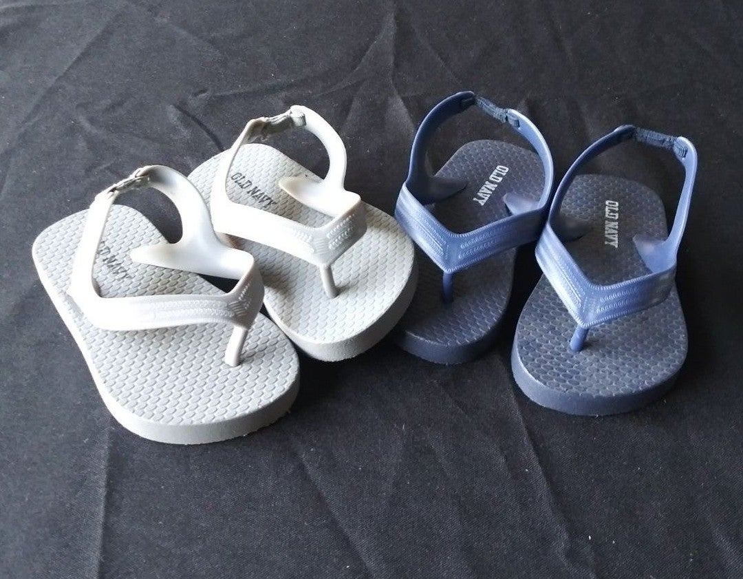 Old Navy sandals for baby