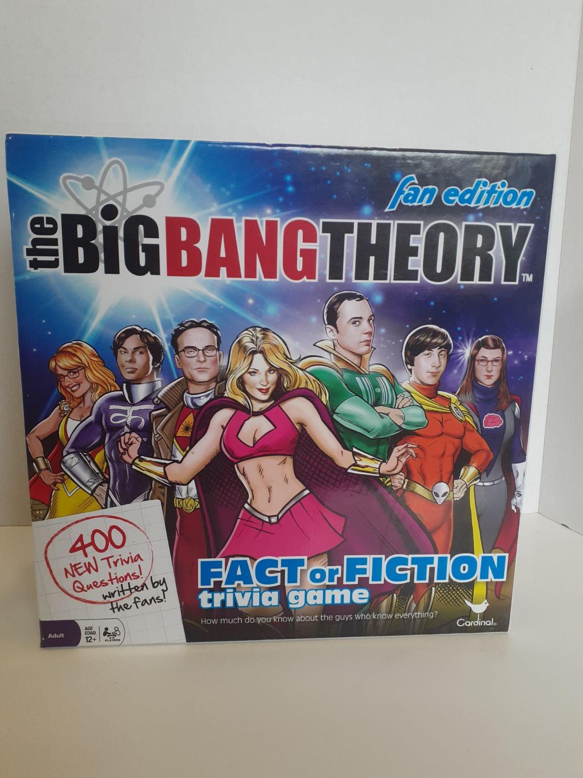 Big Bang Theory Trivia Fan Edition
