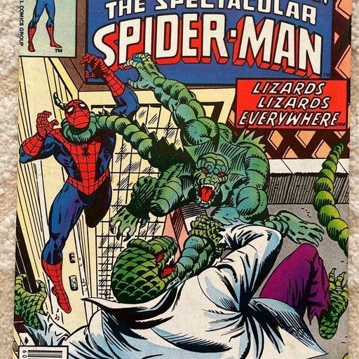 TSSM #34 Sept 1979 Marvel Comics G