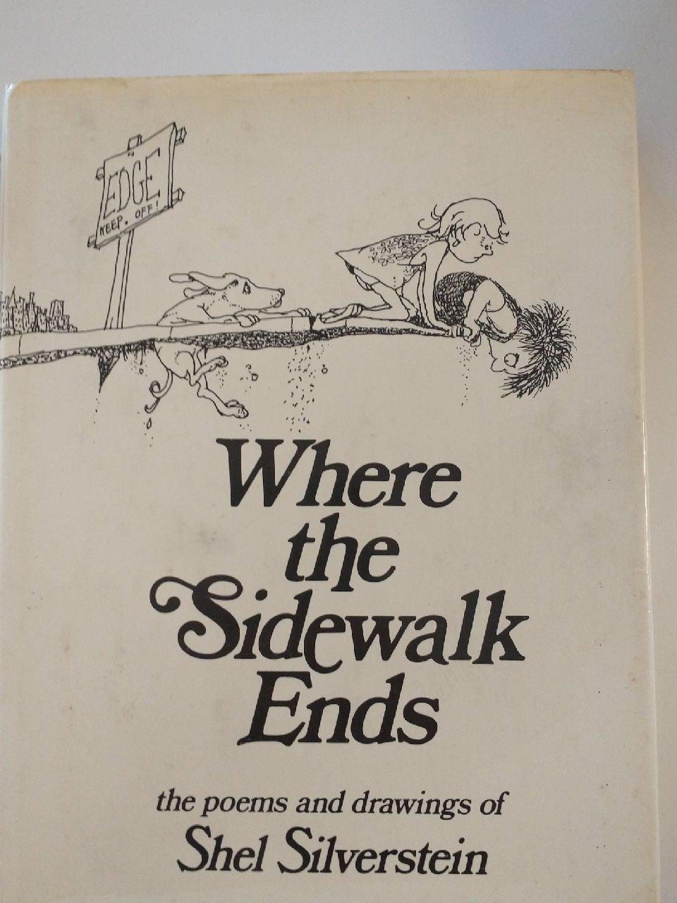 Where the Sidewalk Ends 1974 Silverstein