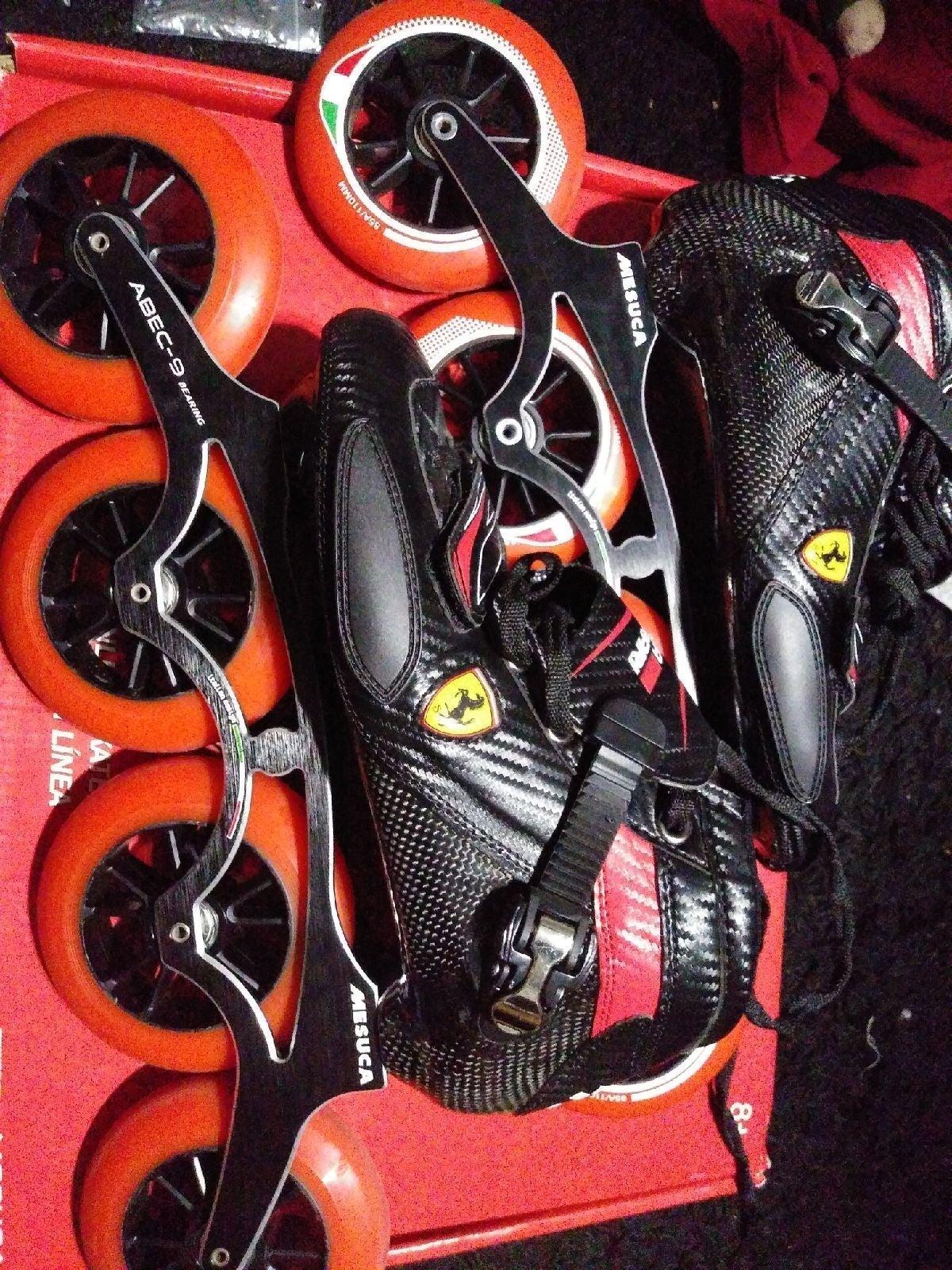 Ferrari Speed Skates size 8