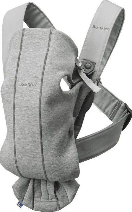 NEW BABYBJORN BABY CARRIER MINI 3D GRAY