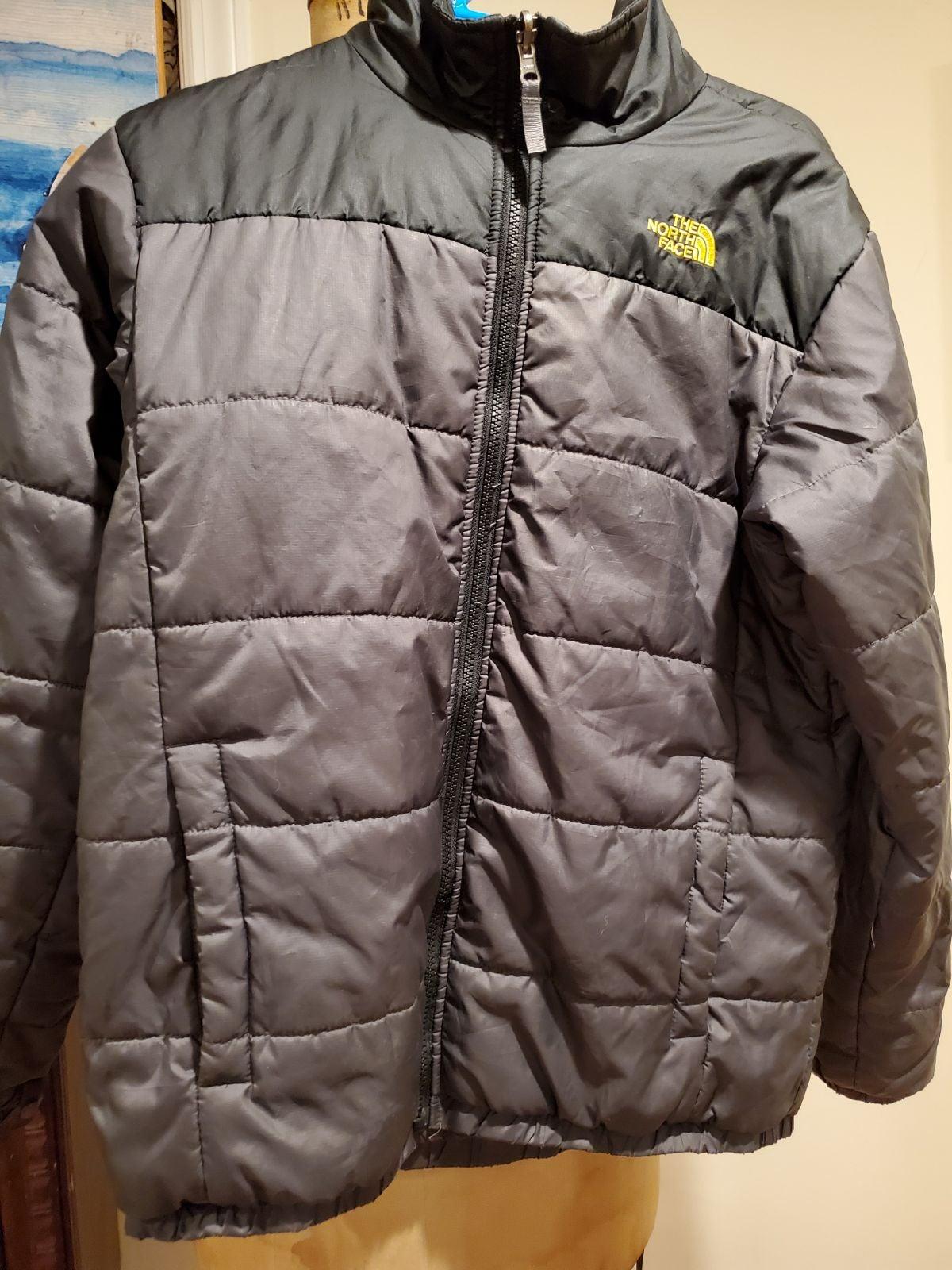 Boys XL 18/20 North Face Jacket