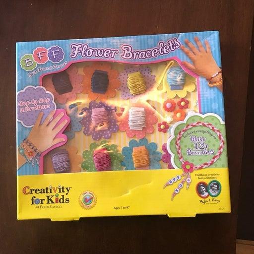 Flower Braclets kit