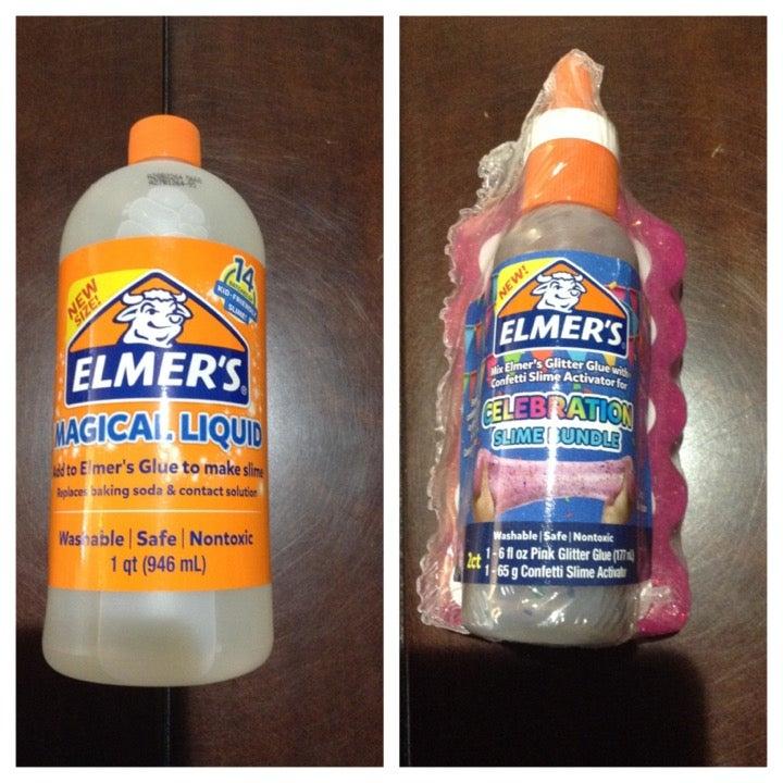 New Elmer's Slime Lot
