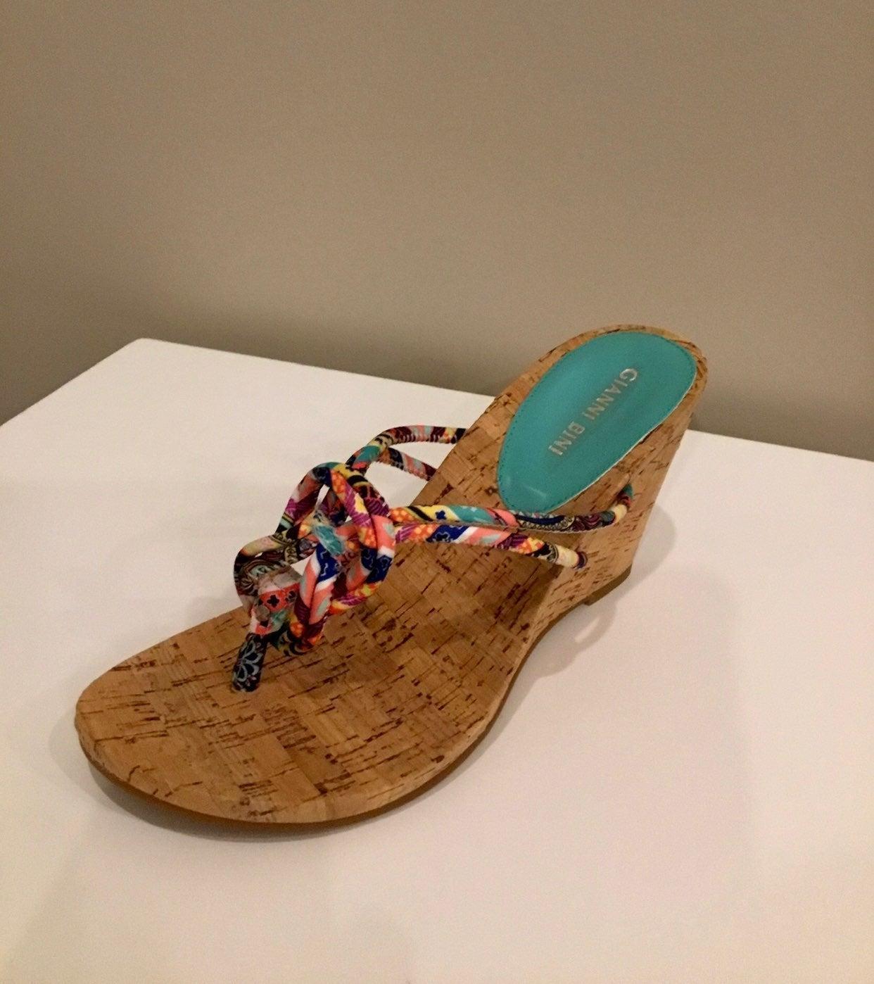 Gianni Bini Multicolored Shoes