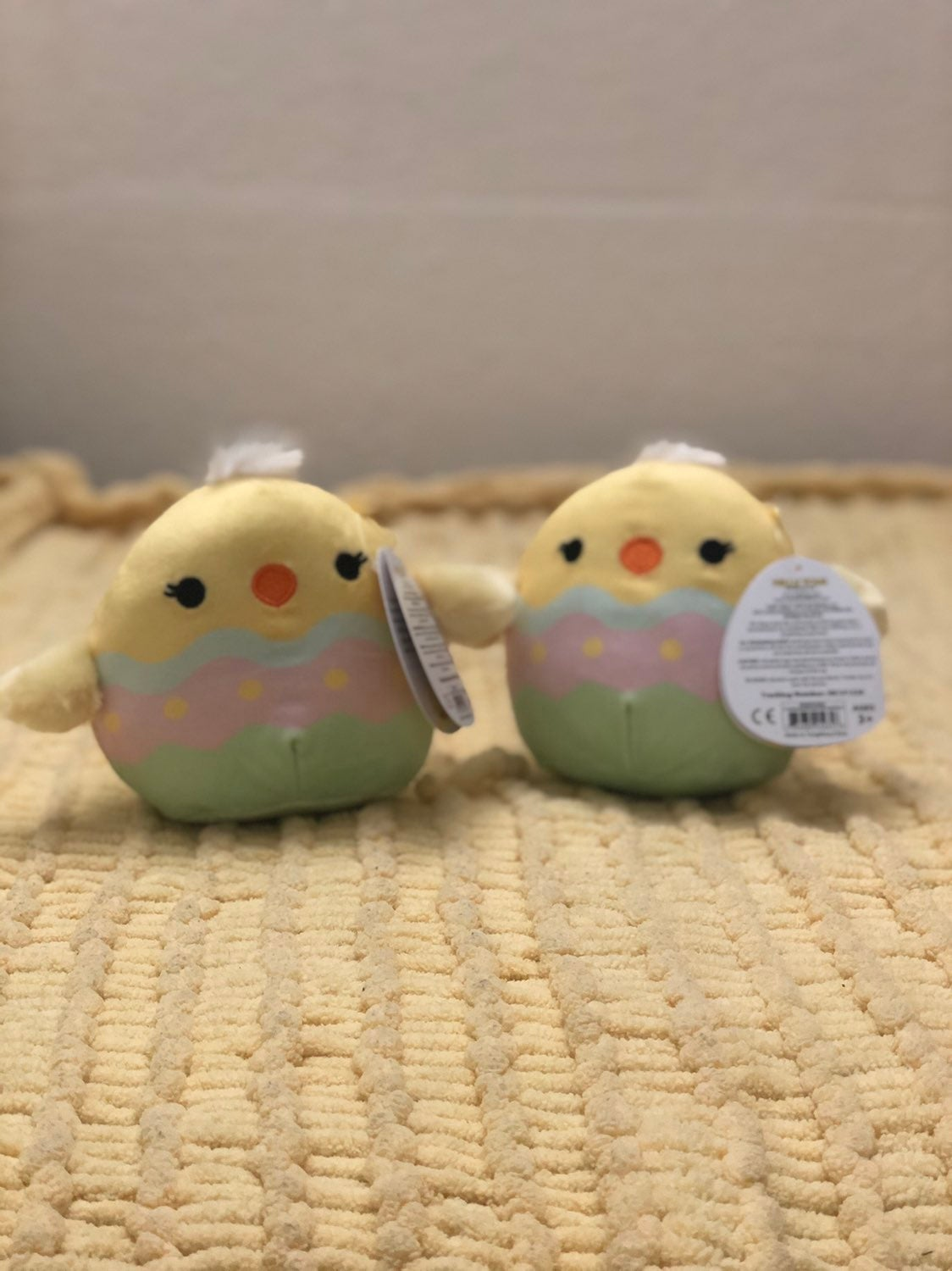 Easter Aimee the Chick Squishmallow