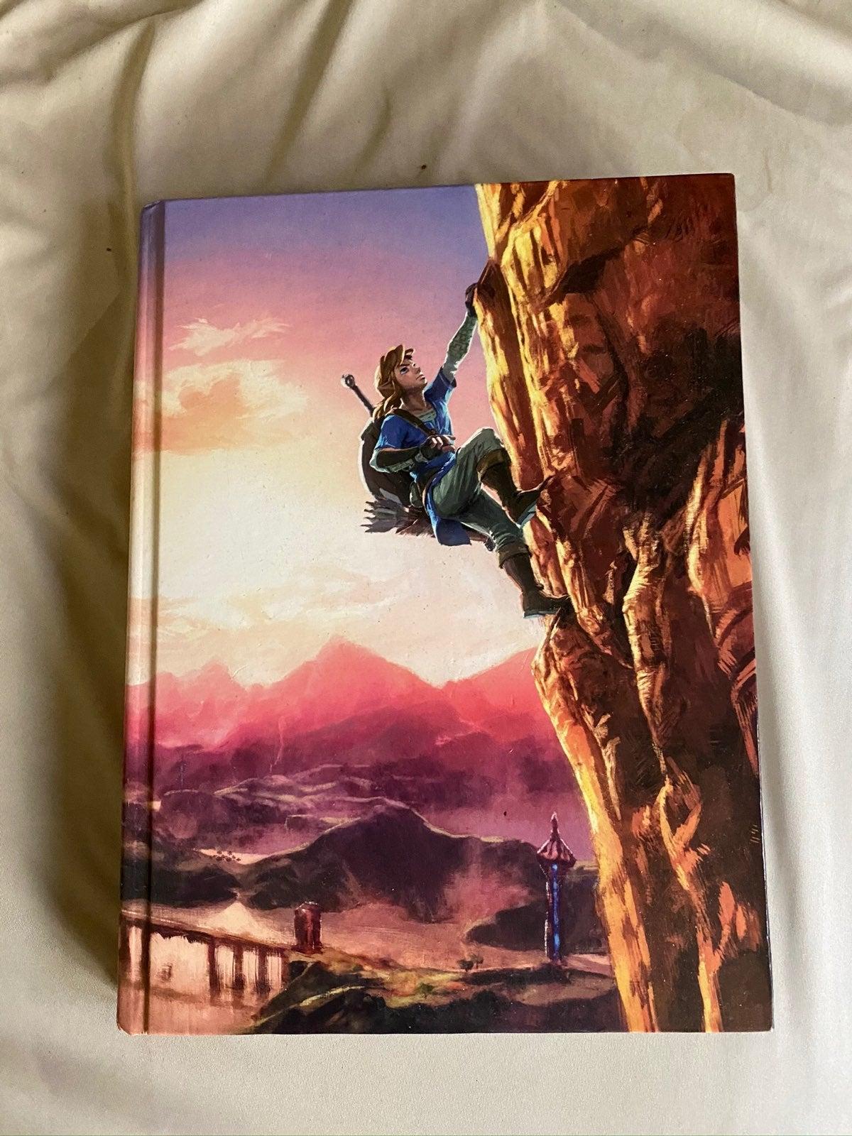 Zelda BotW Collector's Guide