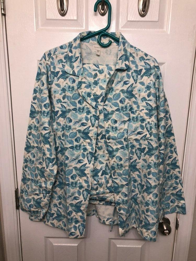 Garnet Hill Womens Pajamas