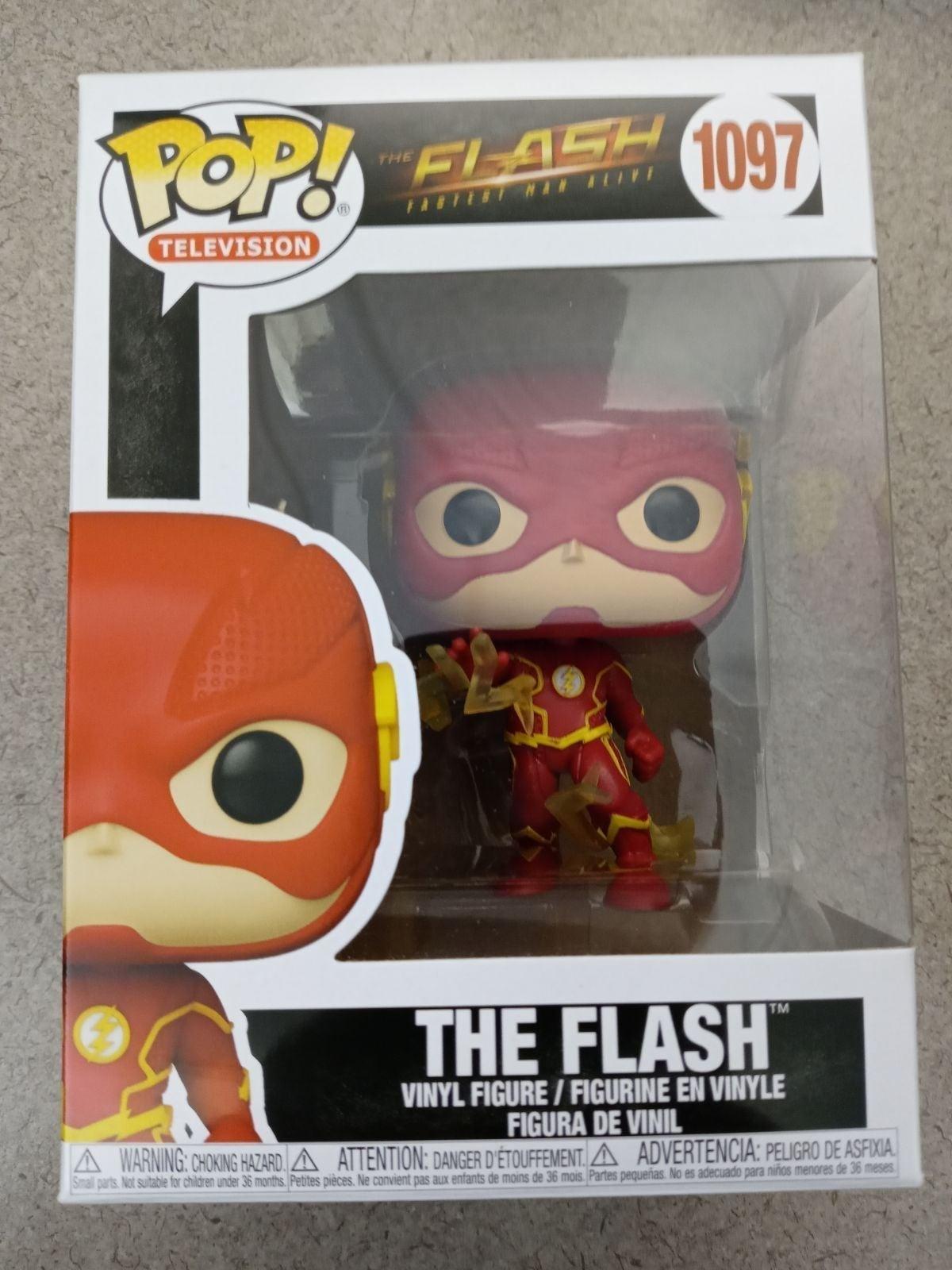 Flash season 7 Funko pop common
