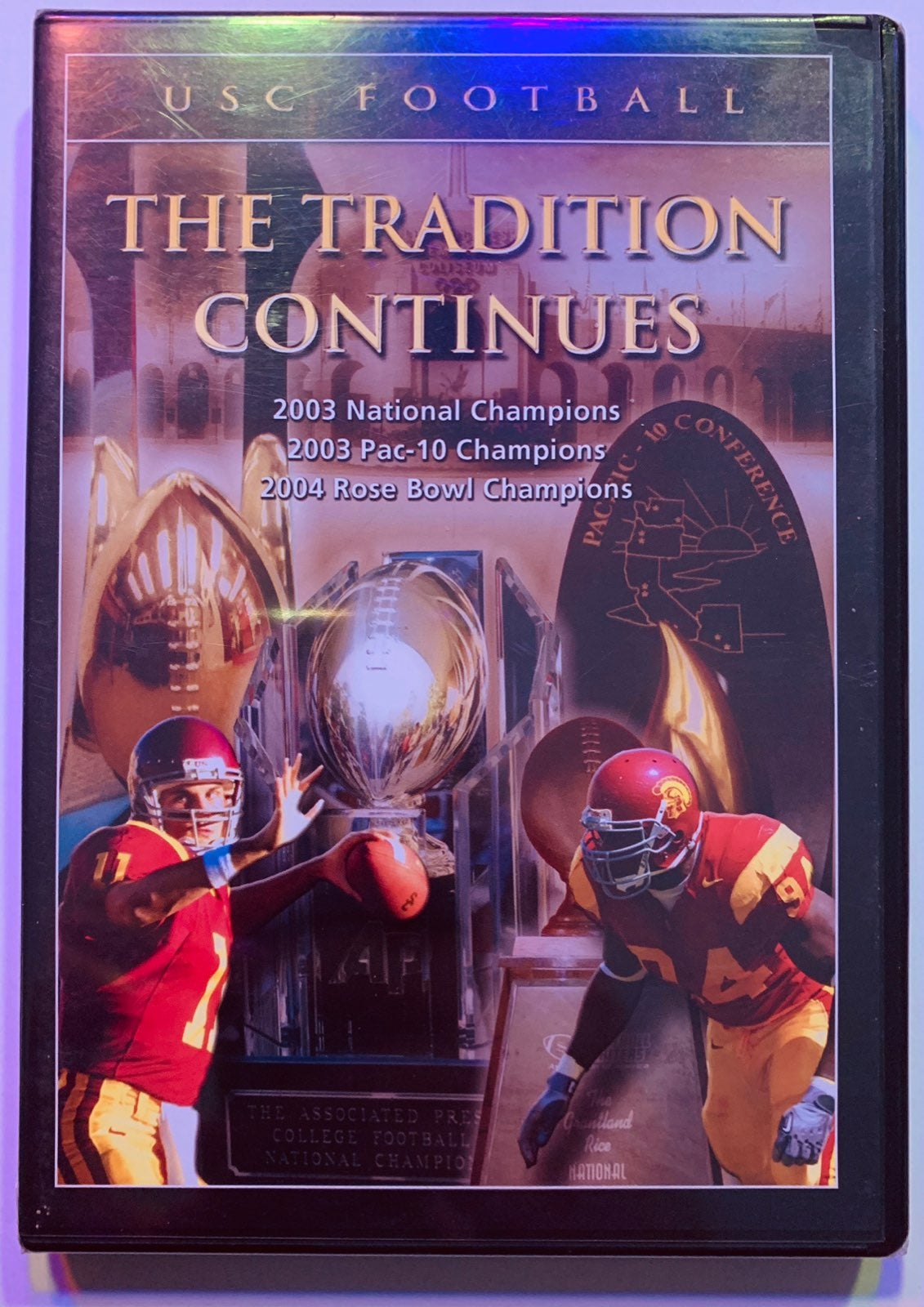 USC Football The Tradition Continues