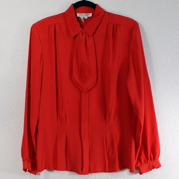 Laura & Jayne Collection Vintage Blouse