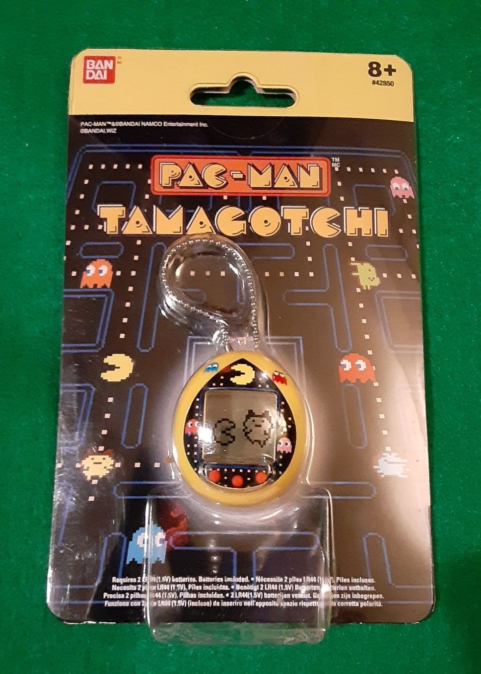 Bandai Tomagotchi Pac Man Virtual Pet