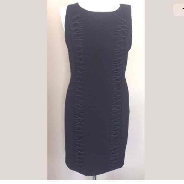 Cynthia Steffe Lace Accent Sheath Dress